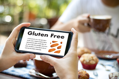 can a positive celiac blood test mean something else
